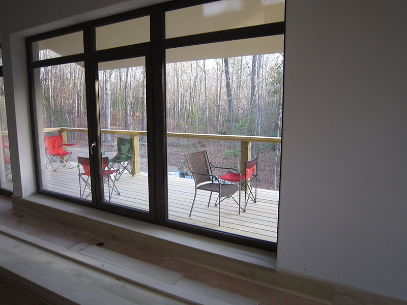North Carolina Passive House Interior Doors And Trim