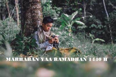 Kata ucapan selamat ramadhan 1441 H