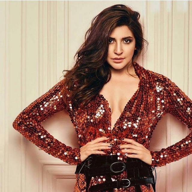 Anushka Sharma GQ India Magazine Photoshoot