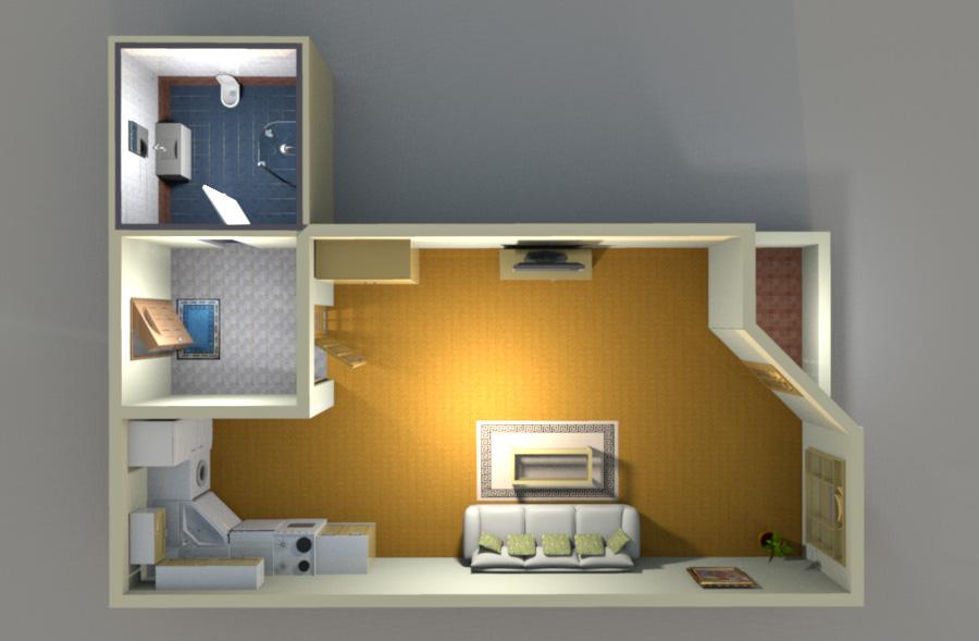 стоимость однокомнатной квартиры в болгарии