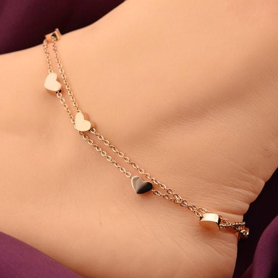 ¿Qué significa el uso de joyas masivas?