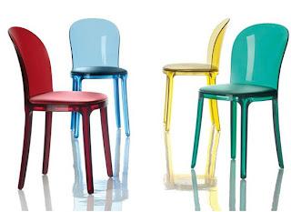 Murano Vanity Chair