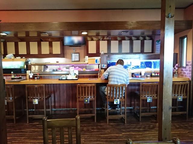 お食事処 玄の店内の写真