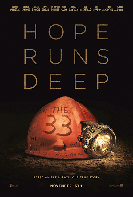 Poster The 33