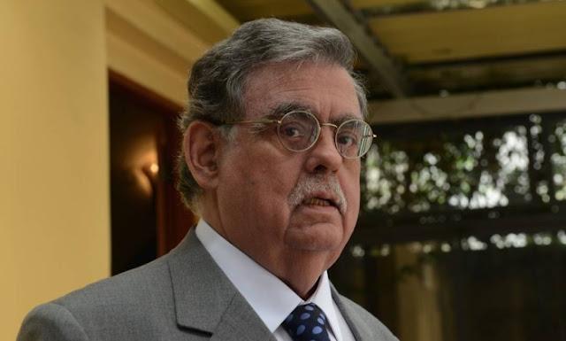 Antônio Mariz de Oliveira justificou a decisão por já ter atuado na defesa do doleiro Lúcio Funaro, que fez acusações contra o presidente em delação premiada.