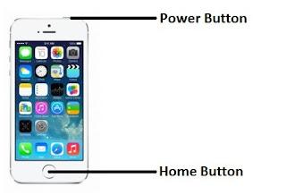 Tasti screenshot iPhone 5