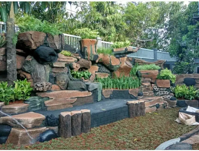 jasa-pembuatan-taman-dinding-relief