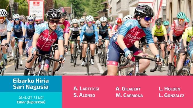El equipo Bizkaia - Durango vuelve a la competición en Eibar