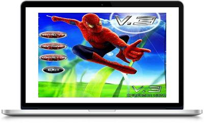 Windows Spiderman Vista V.3 Lite Reloaded (ISO)