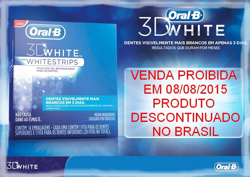 Blog Vanessa Sial Oral B 3d Whitestrips Fitas Branqueadoras Foi