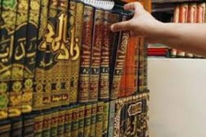 Definsi Al-Ijma' dan Lengkap Pembagiannya