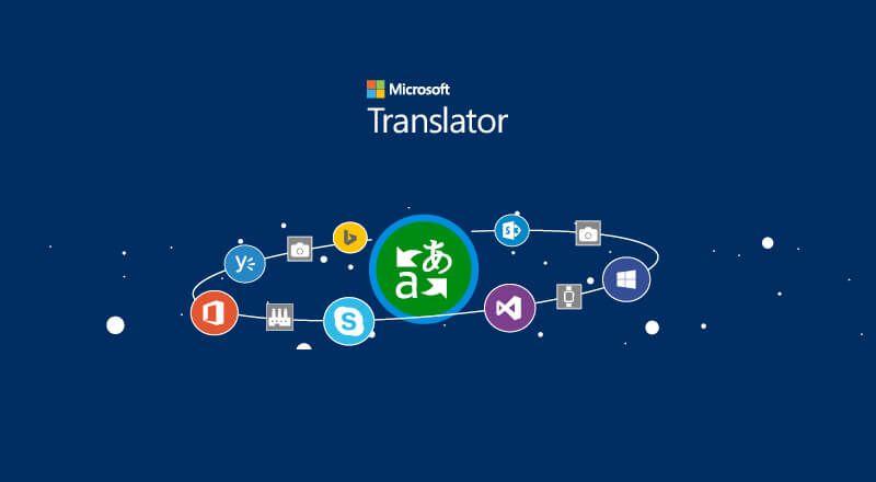 تعرف على خدمة Translator  الجديدة التي أطلقتها شركة مايكروسوفت