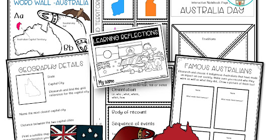 Australia Day - planning done for you