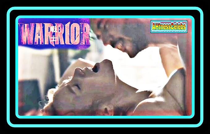 Joanna Vanderham nude scene - Warrior (2019) HD 720p