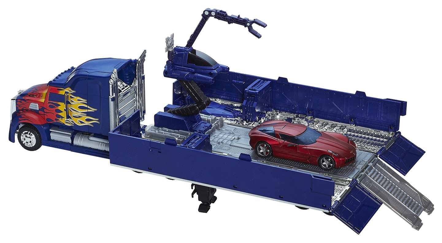 Come See Toys Transformers Platinum Edition Collectible