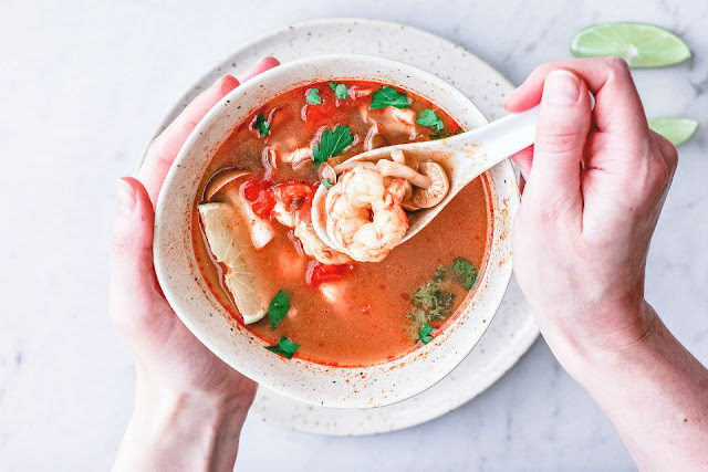Những món súp siêu ngon làm rạng danh ẩm thực Châu Á