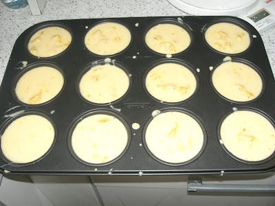 Bánh muffin cam 2