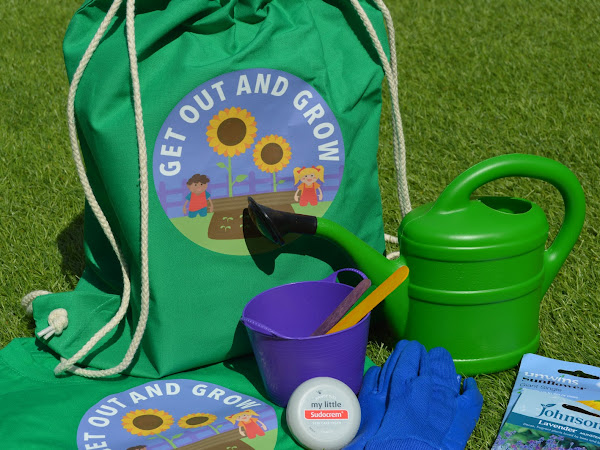 Giveaway | Get Out And Grow Goodie Bag