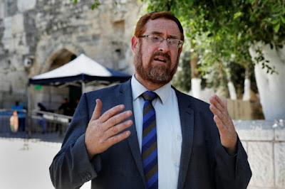 Deputado judeu é autorizado  visitar Monte do Templo