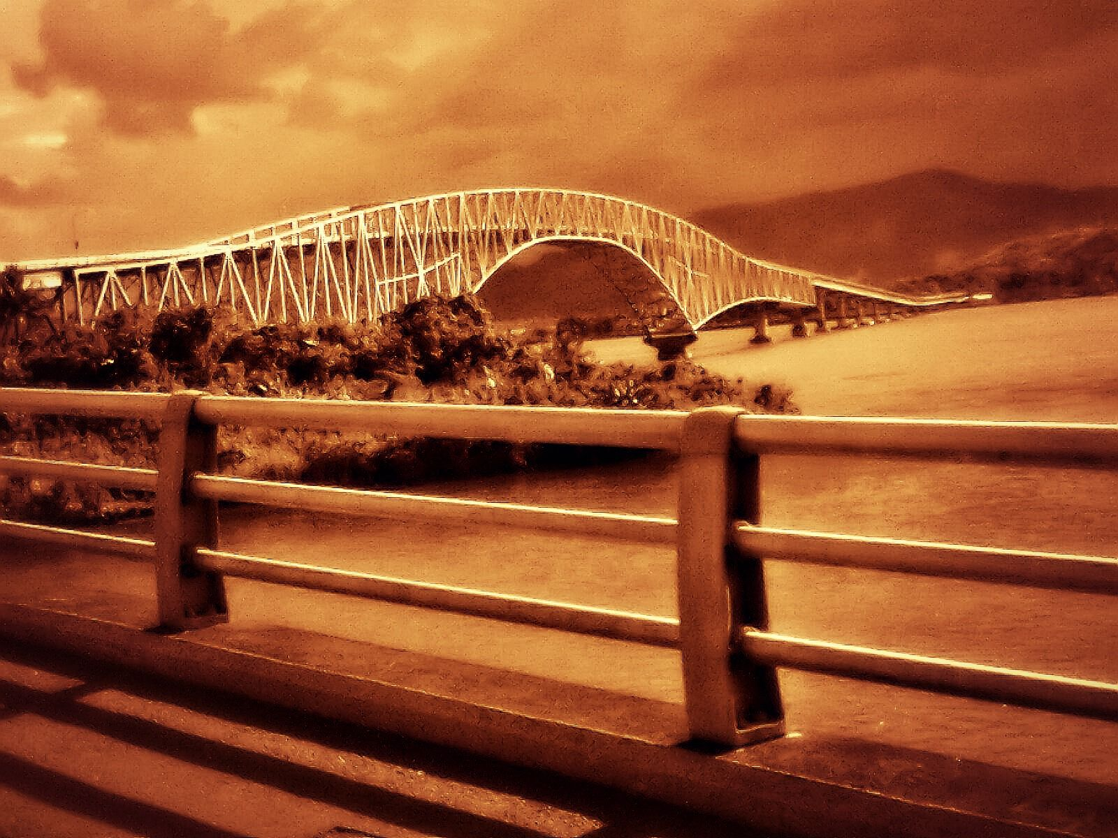 San Juanico Bridge Urban Legend