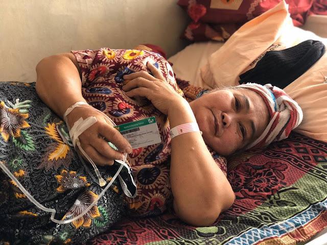 Berkat JKN KIS, Istri Petani Ini Dapat Tenang Dirawat di RSUD Tenriawaru Bone