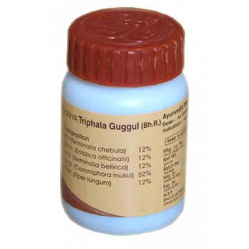 Patanjali Triphala Guggulu For Weight Loss