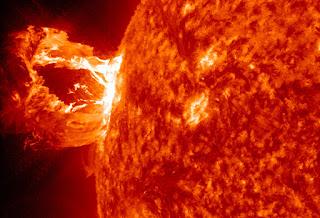 Solar_System Facts_Solar_flares