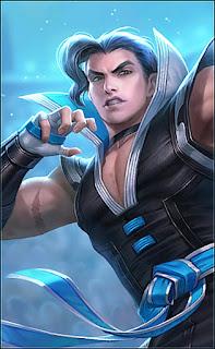 Chou Furious Tiger Heroes Fighter of Skins V2