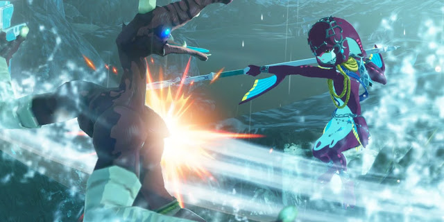Hyrule Warriors: Age of Calamity (Switch): confira uma prévia da música tema de Mipha