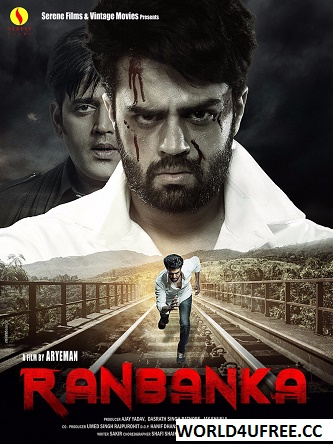 Ranbanka 2016 Hindi DVDScr 300mb