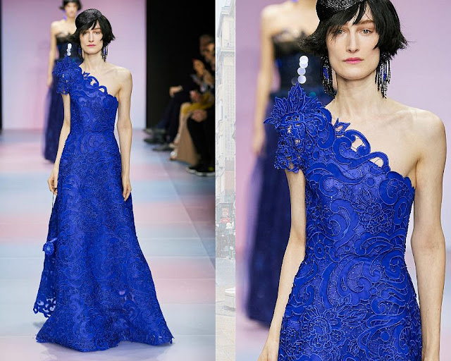 Armani Prive Couture весна лето 2020 9