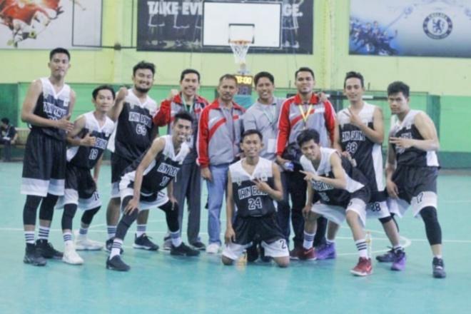IAIN Bone Sumbang Medali Perak Cabang Olahraga Basket di Malang