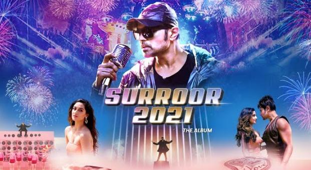 Surroor 2021 Lyrics - Himesh Reshammiya