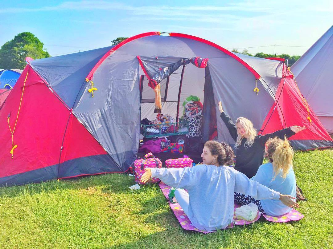 If youu0027re wondering Itu0027s the Regatta Atlin 6-Man Tent - all 4 of us would recommend it as the perfect festival tent!  sc 1 st  Lulutrixabelle & LOST VILLAGE FESTIVAL | - LULUTRIXABELLE - a Lifestyle Travel ...