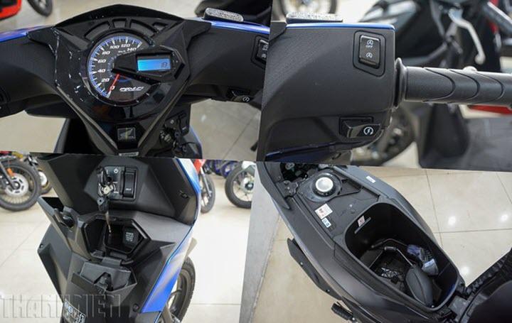 Honda Beat 2020 nhập khẩu giá 35 triệu đồng, đấu Vision lắp ráp trong nước
