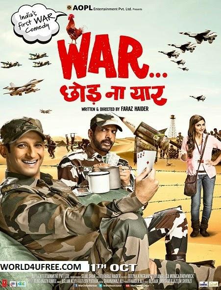 War Chod Na Yaar 2013 DVDRip 700mb ESub