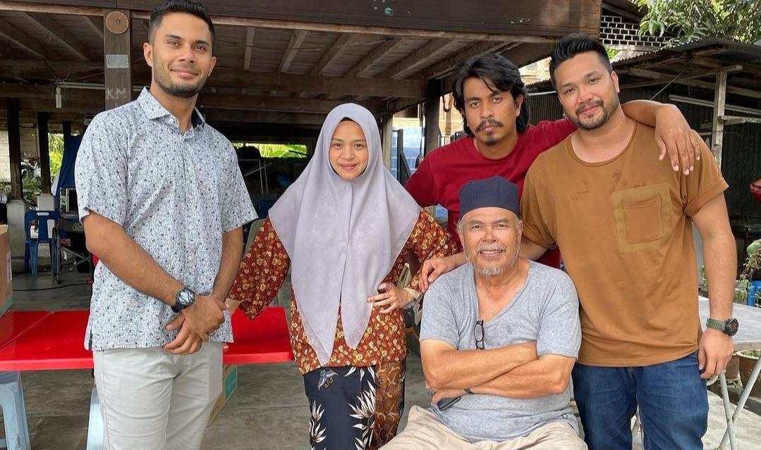 Sinopsis Drama Ayahanda Lakonan Fikry Ibrahim & Jalil Hamid