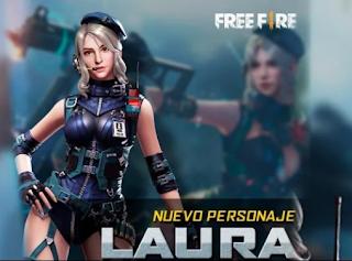Karakter baru Laura Free Fire
