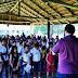 As 250 vozes voluntárias do Grande Coral realizam o próprio desejo de cantar no Natal