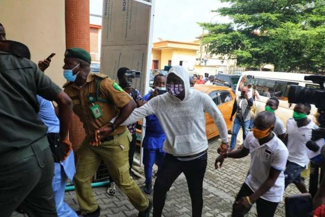 Bba Ijesha granted bail of N2Million (Photos)
