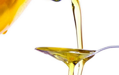 a tablespoon of olive oil