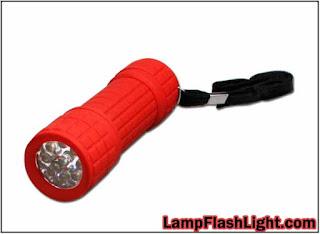 Garrity 9 LED 3AAA Flashlight