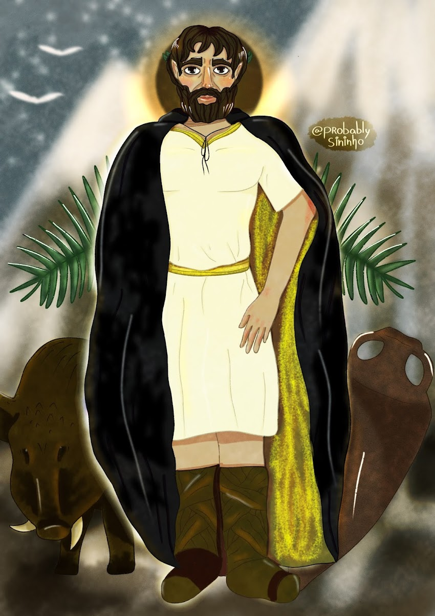 Endovélico, a vida depois da morte - Deuses Lusitanos