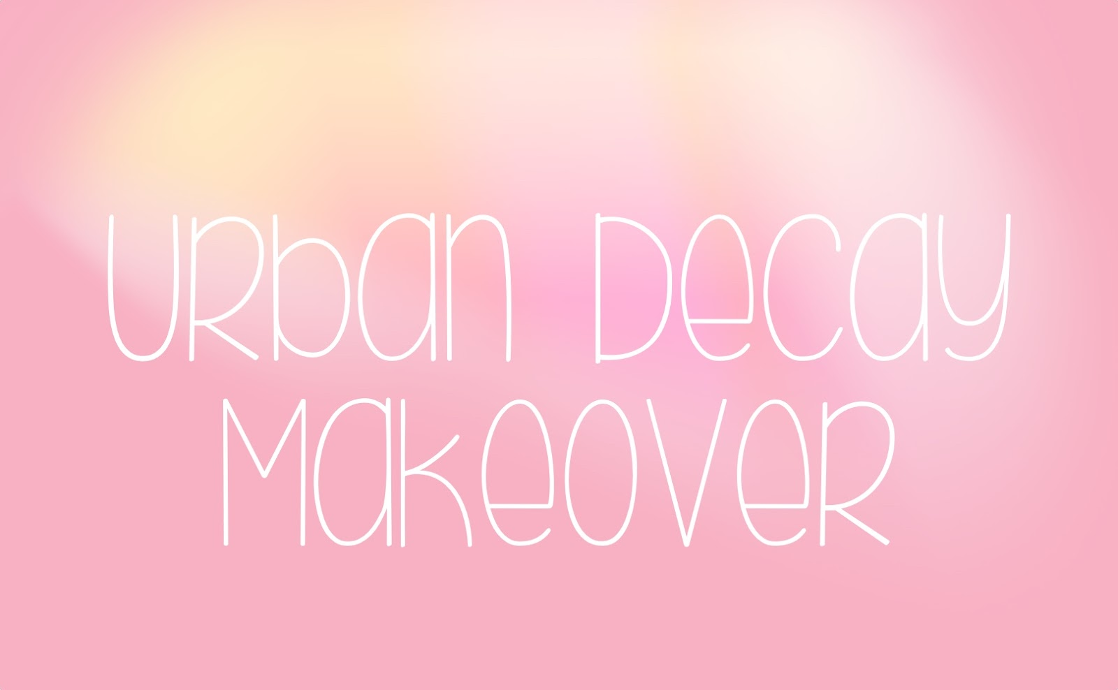 urban decay makeover experience