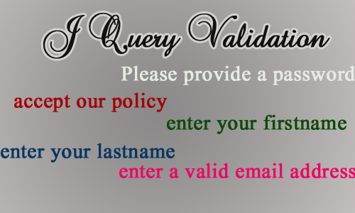 text validation in jquery