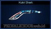 Kukri Shark