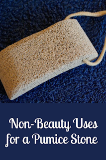 Non-Beauty Uses for a Pumice Stone