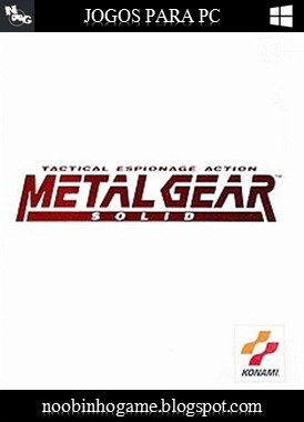 Download Metal Gear Solid PC