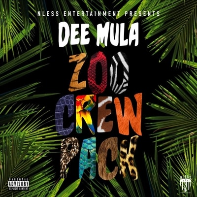 Dee Mula - Zoo Crew Pack - Album Download, Itunes Cover, Official Cover, Album CD Cover Art, Tracklist, 320KBPS, Zip album