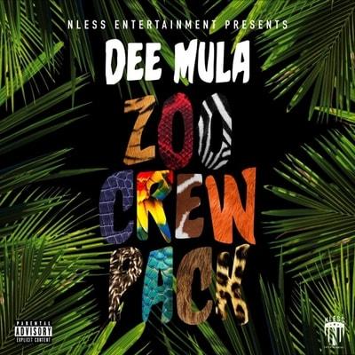 Dee Mula - Zoo Crew Pack - Album Download, Itunes Cover, Official Cover, Album CD Cover Art, Tracklist, 320KBPS, Zip album